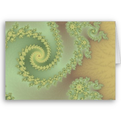 Pistachio Tongues Greetings Card