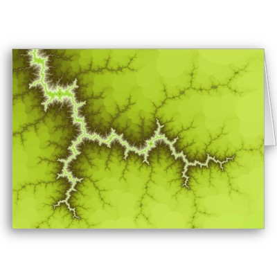 Apple Tree Roots Greetings Card