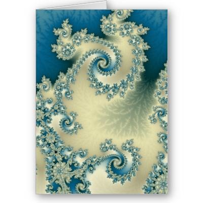 Seascape 1 Greetings Card