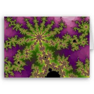 Mulberry Bush Greetings Card