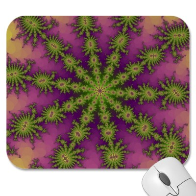 Mulberry Decasteer Mousepad