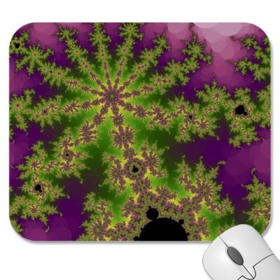 Mulberry Bush Mousepad