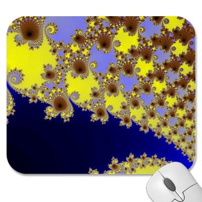 Urchins Mousepad