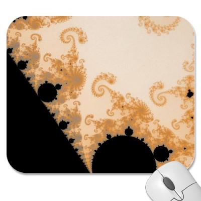 Endless Gold Detail Mousepad