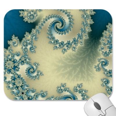Seascape 1 Mousepad