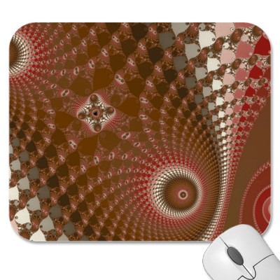Chocolate Factory Mousepad
