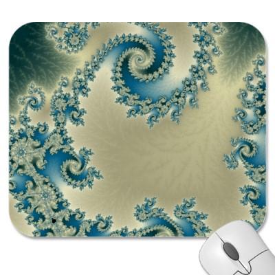 Seascape 2 Mousepad
