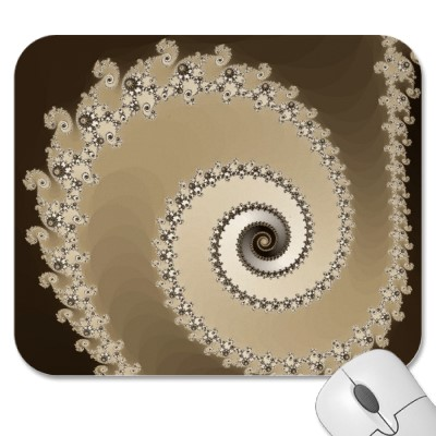 Cafe Latte Mousepad