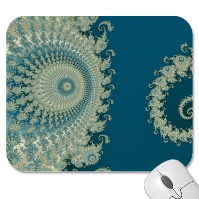 Seaside Spirole Mousepad