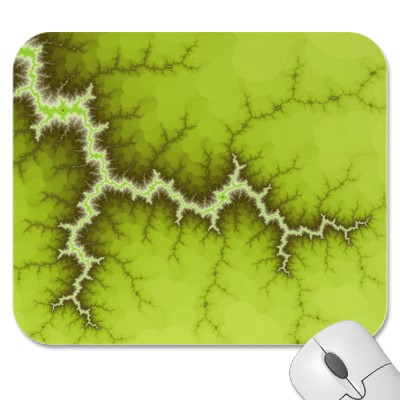 Apple Tree Roots Mousepad