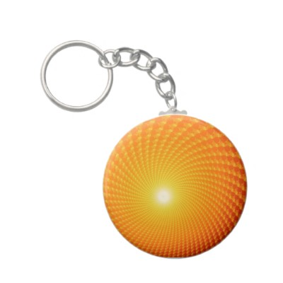 Sunrise Keychain