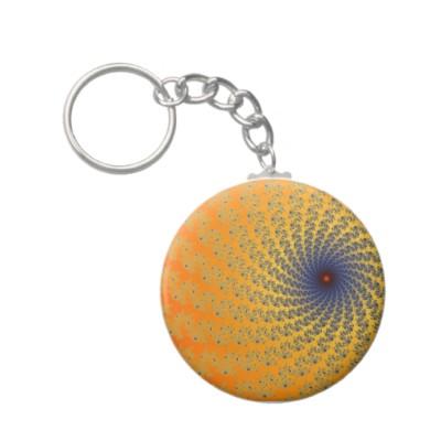 Hotcold Whirlpool 2 Keychain