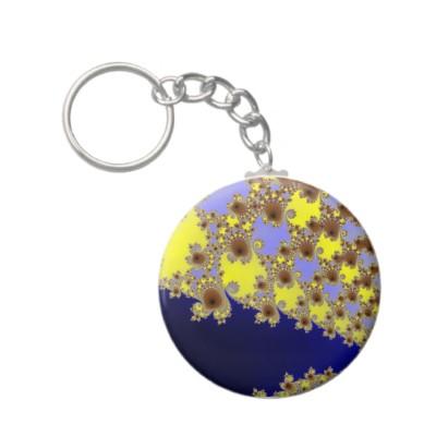 Urchins Keychain