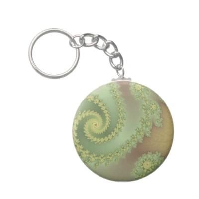 Pistachio Tongues Keychain