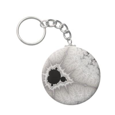 Silver Mini Brot Keychain