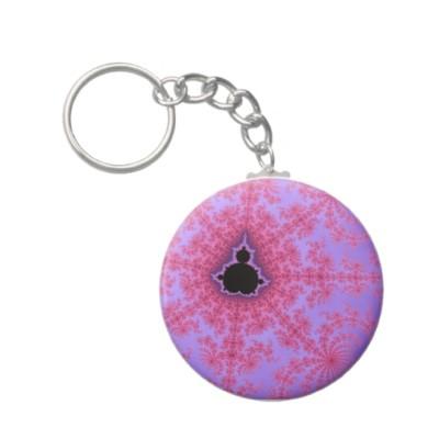 Pink Daydream Keychain