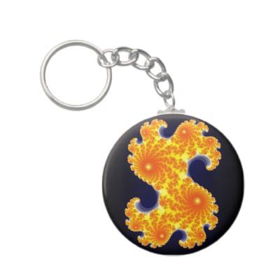 Fiery Julia 324048 Keychain