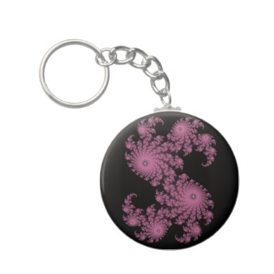Pink Julia 324048 Keychain