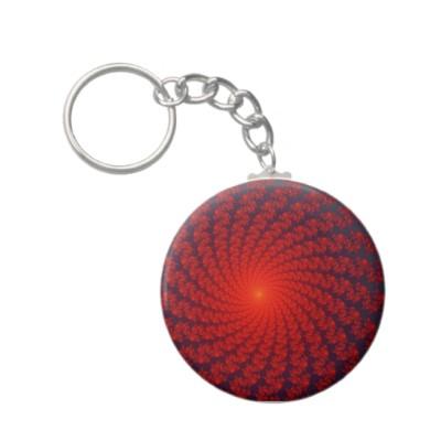 Circus Whirlpool 3 Keychain