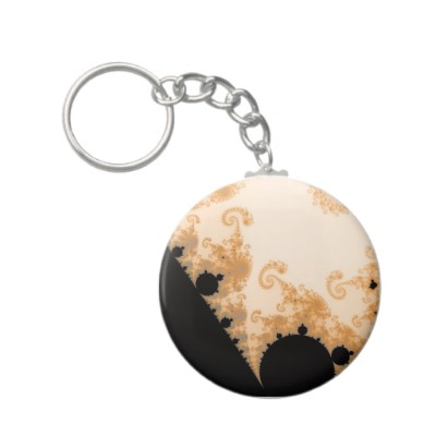 Endless Gold Detail Keychain