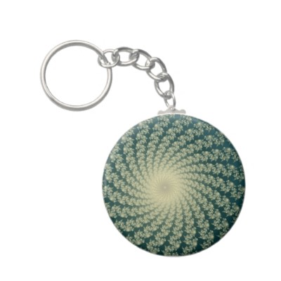 Seaside Whirlpool 3 Keychain