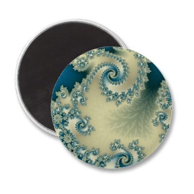Seascape 1 Magnet
