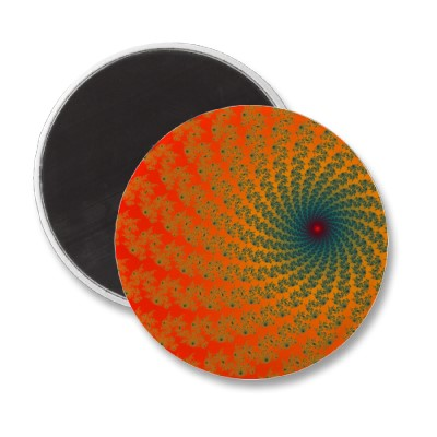 Circus Whirlpool 2 Magnet