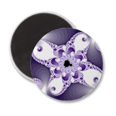 Twisted MnO4 Octopuses Magnet