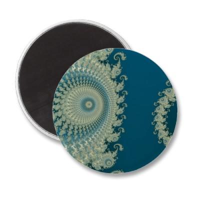 Seaside Spirole Magnet