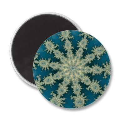 Starfish Decasteer Magnet