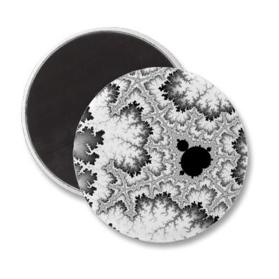 Black Coral Magnet