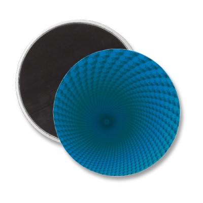 Bottom of the Deep Blue Sea Magnet
