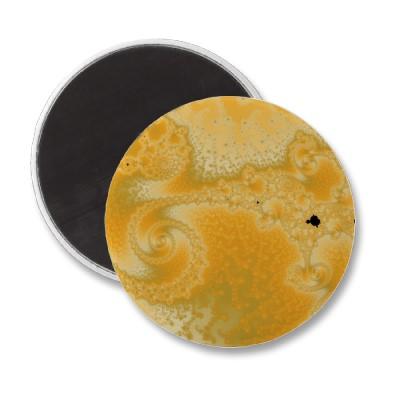 Gold Melt Magnet