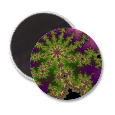 Mulberry Bush Magnet