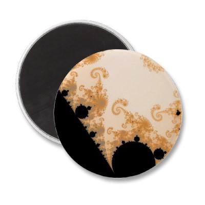 Endless Gold Detail Magnet