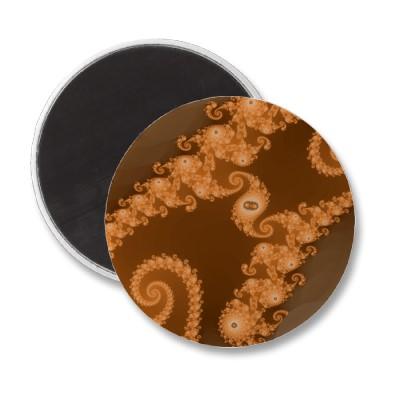 Double Espresso Magnet