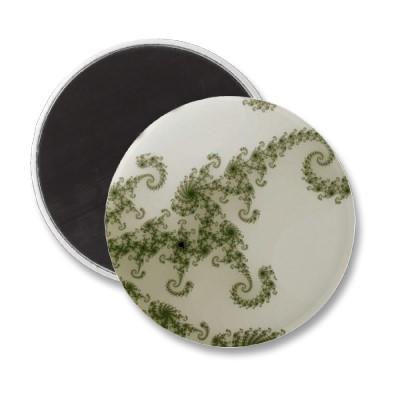 Olive Smoke Magnet