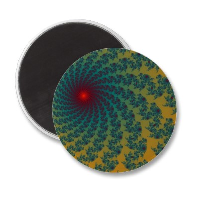 Circus Whirlpool Magnet