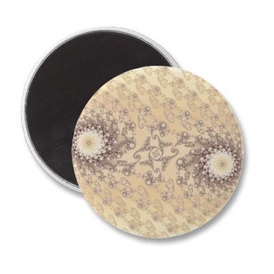 Twin Praline Magnet