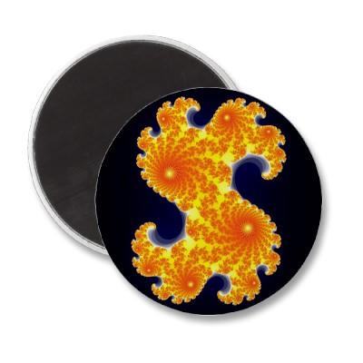 Fiery Julia 324048 Magnet