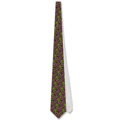 Mulberry Bush Tie