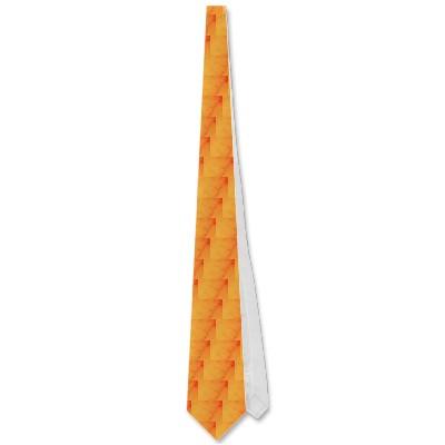 Tangerine Capillary Tie