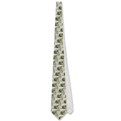 Olive Smoke Tie