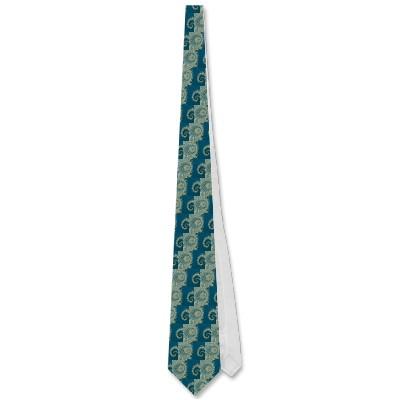 Seaside Spirole Tie