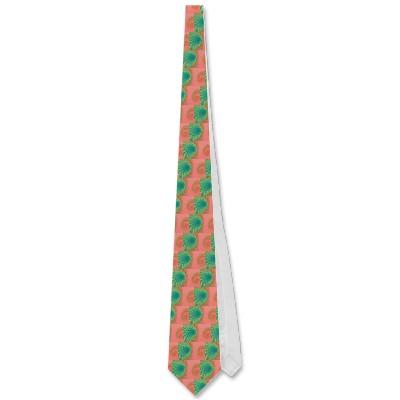 Rainbow Spirole Tie