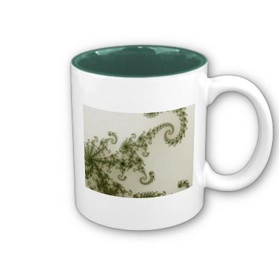 Olive Smoke Mug
