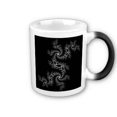 Black White Julia 300488 Mug