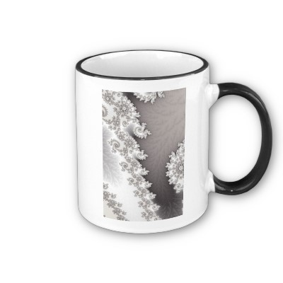 Silver Lines Mug