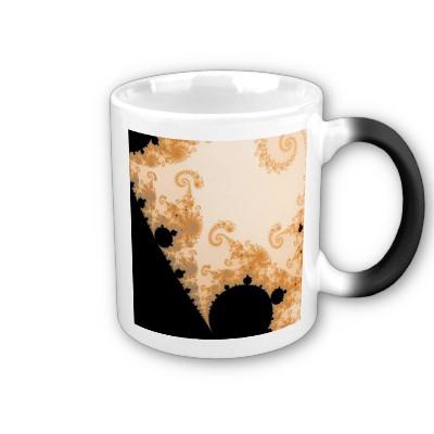 Endless Gold Detail Mug