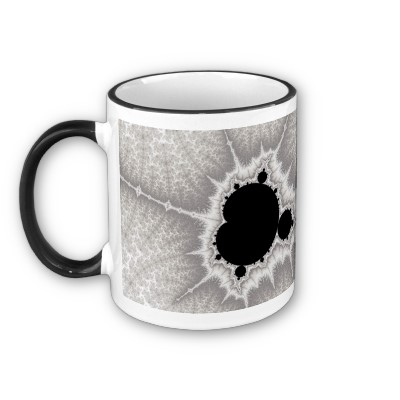 Silver Mini Brot Mug